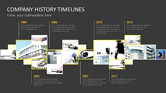 Timelines That Are Different 05 Powerpoint Notes