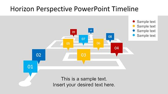 Horizon Perspective Timeline