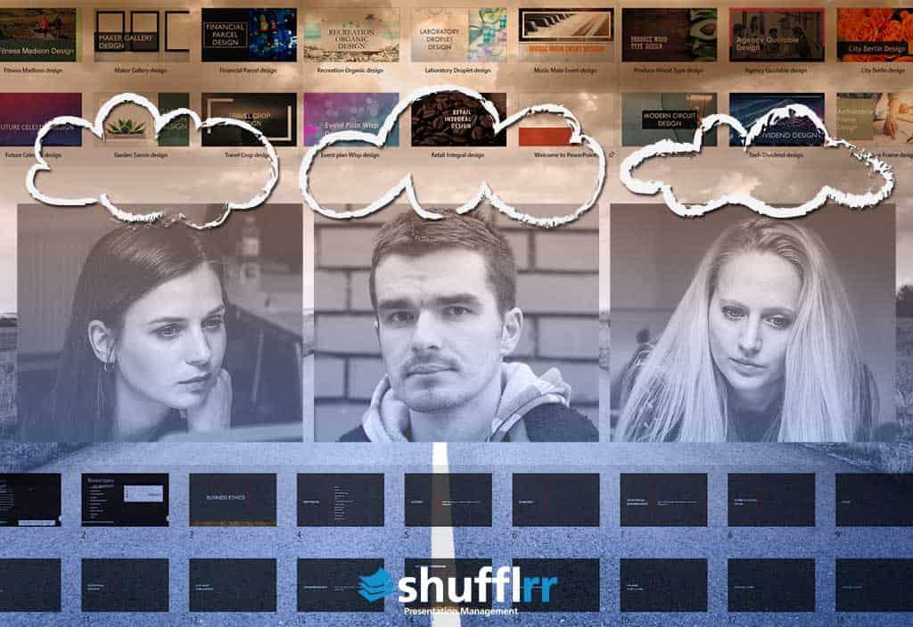 Presentation Management Shufflrr 01