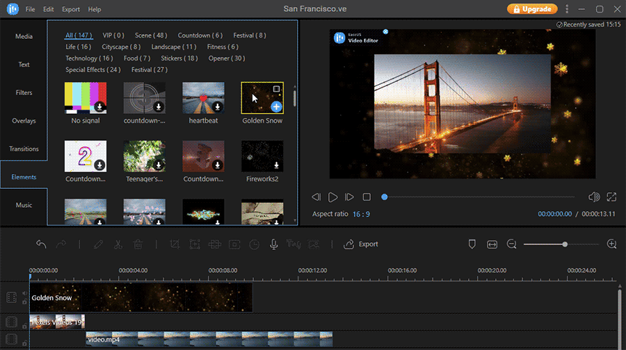 EaseUS Video Editor: The Indezine Review