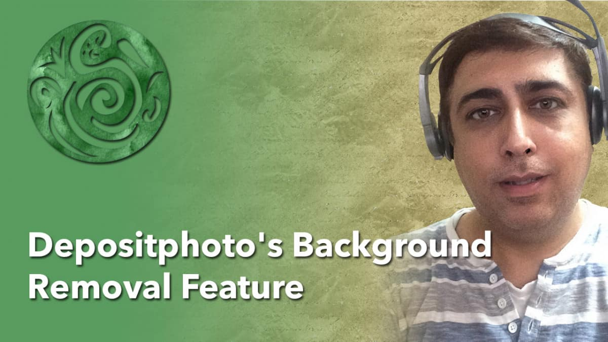 Depositphoto's Background Removal Feature