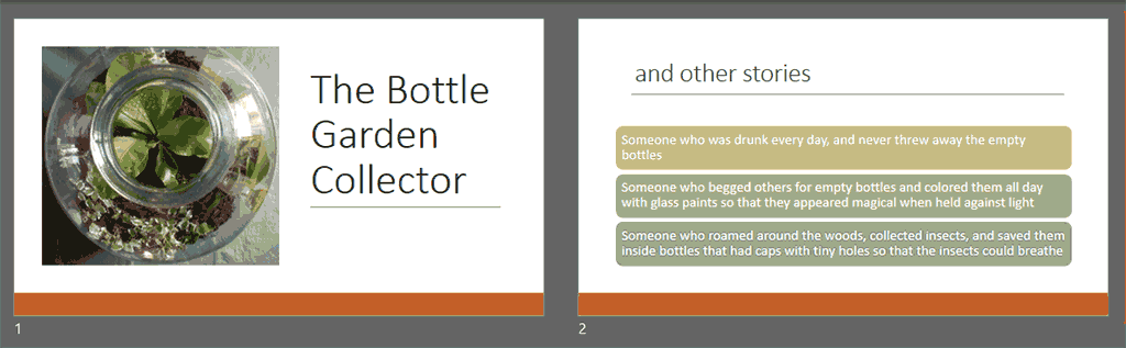 Image pasted in PowerPoint